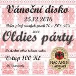 Žebrák KK Vánoční Oldies Party 25.12.2016
