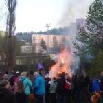 Železný Brod Čarodějnice 30.4. 2015 Soutěžní Dance Party atmosféra