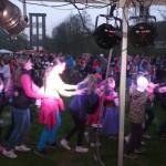 Železný Brod Čarodějnice 30.4. 2015 Soutěžní Dance Party super, večerní atmosféra - opět po roce!!!