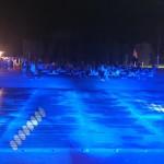 Tisová  u Vys. Mýta tradiční  Dance Party před... 28.8.2015 Robe lighting parket