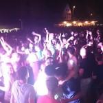 Tisová u Vysokého Mýta Dance Party 28.8.2015 atmosféra OK cca 2200 lidí