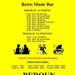Beroun Retro Music Bar červen 2017