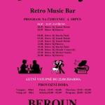Beroun Retro Music Bar srpen 2017