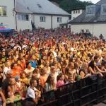 Vysoký Chlumec Den Pivovaru 10.9.2016 moderace a Dance Party  fantastick  atmosféra!!