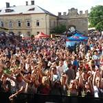 Klášter Hradiště nad Jiz. Pivobraní 24.6.2017