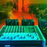 Radim u Jičína Nostalgic Party Tango   18.11.2017 sound EV Voice, Dynacord