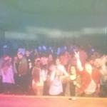 Žebrák Dance Party 14.4.2018 super atmosféra