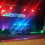 Bezno Oldies Party 21.4.2018 sound EV Voice, Dynacord, Robe Light