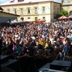 Klášter Hradiště nad J. Pivobraní atmosféra 30.6.2018