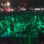 Klášter Hradiště nad J. Pivobraní atmosféra 30.6.2018 Dance Party