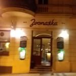 "Praha Restaurant Zvonařka "" Comeback"" 2018"
