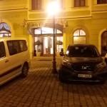 Hradec Králové Hotel U Královny Elišky 1.11.2018 firemní akce