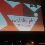 KC Aldis  Ples města Hradec Králové 11.1.2020