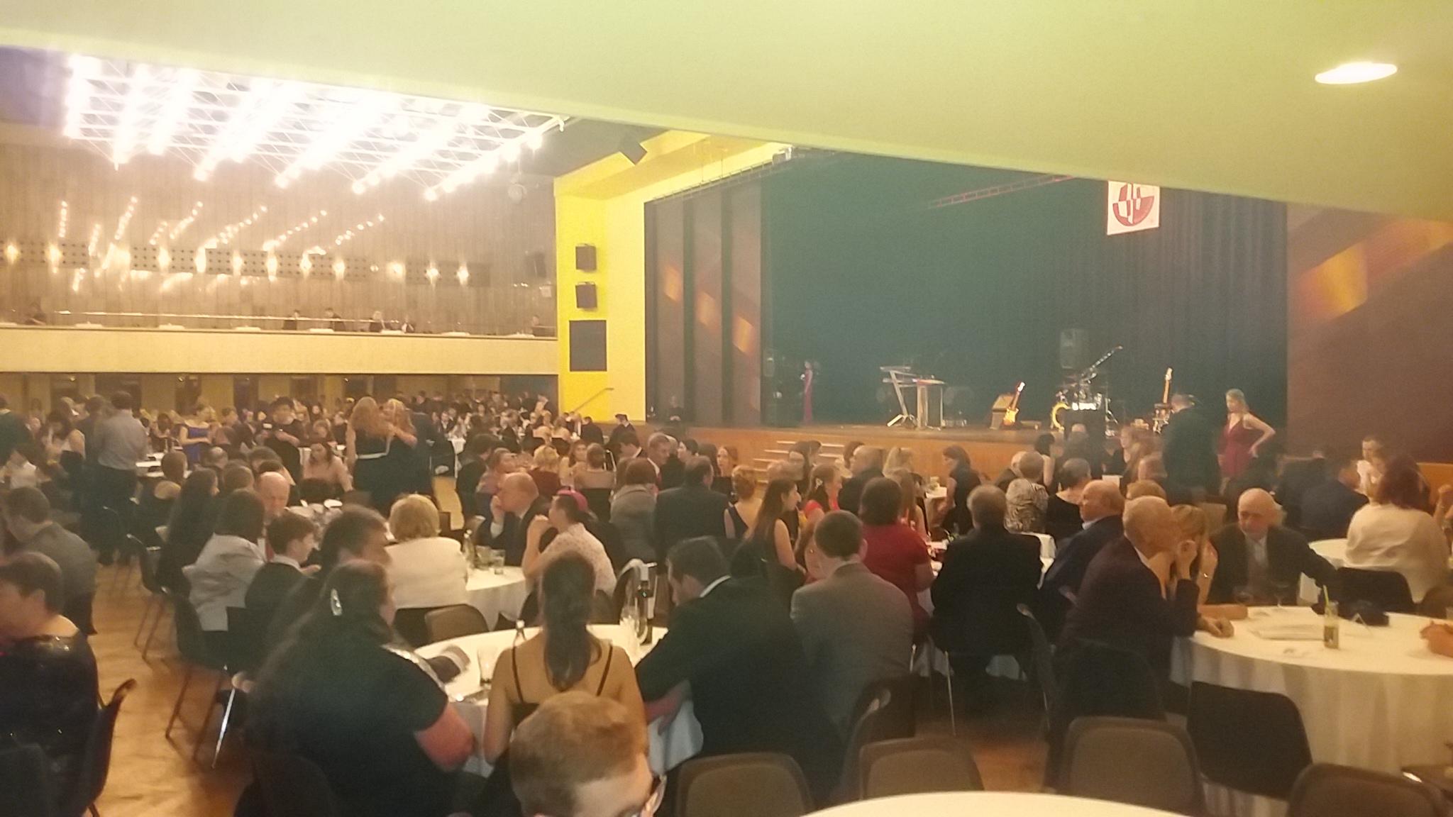 Hradec Králové Ples SPŠs 20.2.2020 KC Aldis