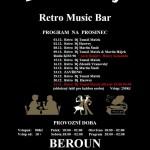 Beroun Retro Music Bar  prosinec 2017