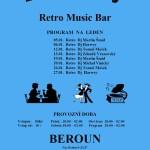 Beroun Retro Music Club u Madly leden 2018