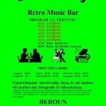 Beroun Retro Club U Madly  28.7.2018