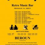 "Beroun Retro Club ""U Madly"" srpen 2018"