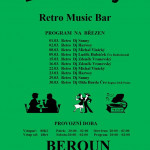 "Beroun Retro Music Club ""U Madly"" březen"
