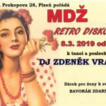 Plzeň Club Fénix  březen 2019