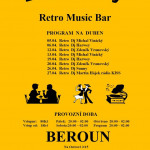 "Beroun Retro Music Club ""U Madly""duben"