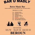 """Beroun únor 2020 """"Retro Club U Madly"""""""