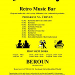 Beroun Retro Club U Madly červen 2019