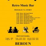 "Beroun Retro Club ""U Madly"" duben 2018"