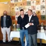 Beroun Golf Party vyhlášení výsledků turnaje 25.8. a 3.9.2017