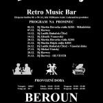 Beroun  Retro Club U Madly - prosinec 2019