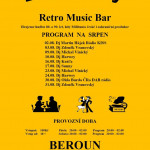 Beroun Retro Club U Madly srpen 2019