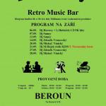 Beroun Retro Club U Madly září 2019