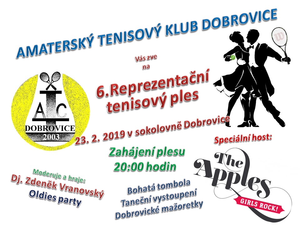 Dobrovice Ples ATK 23.2.2019