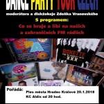 Hradec Králové Dance Party Ples města  20.1.2018
