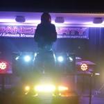 Hradec Králové KC Aldis ples SPŠs atmosféra 9.2.2017 Robe lighting