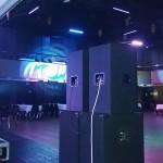 Hradec Králové KC Aldis ples SPŠs atmosféra 9.2.2017 sound EV Voice, Dynacord
