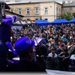 Klášter Hradiště nad Jizerou Pivobraní  27.6.2015 moderace a Dance Party