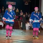 Jičín 1.Ledový ples  20.2.2016 HC ženský tým
