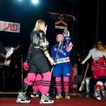 Jičín 1.Ledový ples  20.2.2016 hokejistky HC