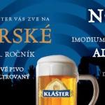 Pivobraní Klášter Hradiště nad Jiz. 24.6.2017