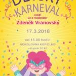 Kopidlno Maškarní karneval 17.3.2018