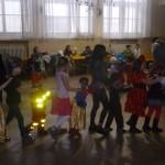 Kopidlno Maškarní karneval 17.3.2018 atmosféra