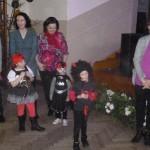 Kopidlno Maškarní karneval 17.3.2018 atmosféra vyhlášení masek