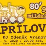 Mnichovo Hradiště 4.4. 2020 - sobota