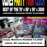 Mnichovo Hradiště -RC sokolovna 4.4.2020