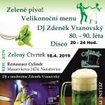 Neratovice tradice Cylindr 18.4.2019