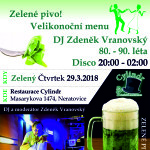 Neratovice tradiční Cylindr 29.3.2018