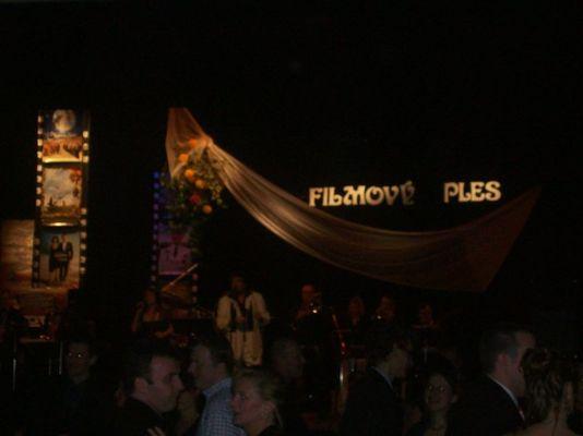 Neratovice Filmový ples 14.2.2020 Společenský dům