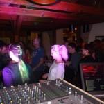 Neratovice MU tradiční večírek rest.Cylindr 8.12.2016 atmosféra