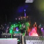 Pecka - tradice Autocamp u Nové Paky, Dance Party  22.7.2017 EV sound, Robe